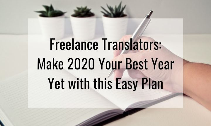 How to write the ideal translator's CV