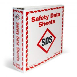 safety data sheets SDSS